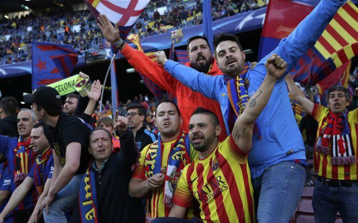 Η στιγμή που η Μπαρτσελόνα ξαναβρήκε το «més que un club»