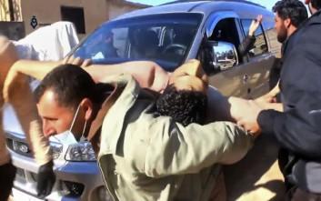 Eπιδρομή σε αποθήκη χημικών όπλων από συριακά αεροσκάφη