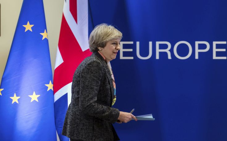 «Αντάρτικο» απειλεί το σχέδιο της Μέι για το Brexit