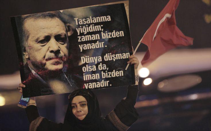 Οι Ευρωπαίοι παρατηρητές «αδειάζουν» τον Ερντογάν