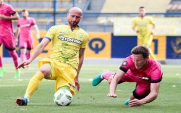 Ισόπαλοι με 1-1 Παναιτωλικός και Αστέρας Τρίπολης στο Αγρίνιο