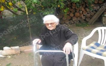 Η γιαγιά 112 ετών που ζει στα Κρέστενα