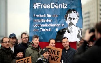 Δικαίωμα πρόσβασης στον φυλακισμένο δημοσιογράφο της Die Welt απέκτησε η Γερμανία