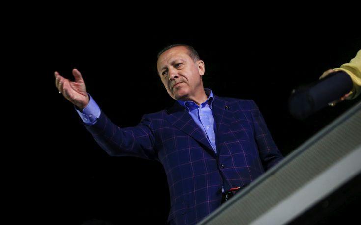 Ερντογάν: Νέο δημοψήφισμα για την επαναφορά της θανατικής ποινής