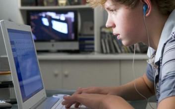 εφηβοι διαδίκτυο