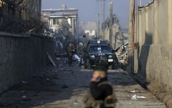 Επίθεση των Ταλιμπάν στην Καμπούλ με φορτηγό- βόμβα