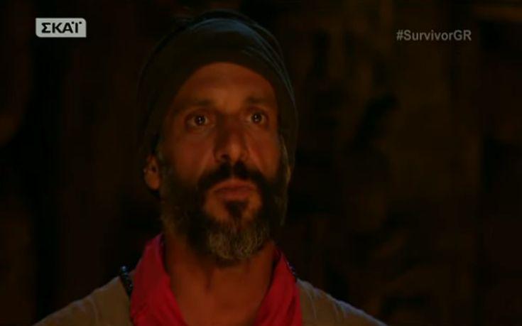 Χρανιώτης: Χαίρομαι που δεν είμαι σε αυτό το Survivor