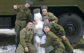 Το μεγαλείο του ρωσικού στρατού