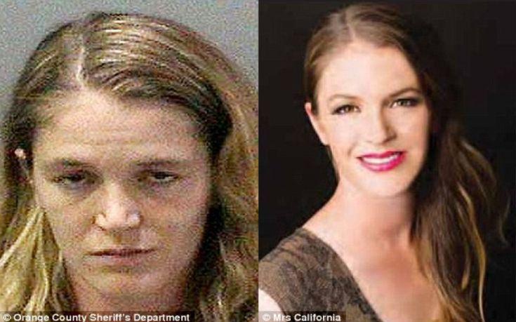 Πρώην «βασίλισσα» ομορφιάς στην Καλιφόρνια καταδικάστηκε για παιδική πορνογραφία