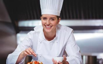 Γιατί οι γυναίκες σεφ είναι λιγότερες από τους άντρες
