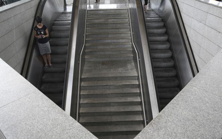 Κλείνει στις 9 το βράδυ το μετρό στη Δουκίσσης Πλακεντίας