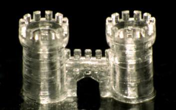 Για πρώτη φορά εκτυπώθηκαν τρισδιάστατα γυάλινα αντικείμενα