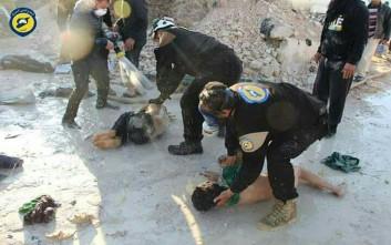 Στην Τουρκία ομάδα εμπειρογνωμόνων για την χημική επίθεση στη Συρία