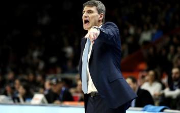 Περάσοβιτς: Καλύτερη αμυντική ομάδα της Euroleague ο Ολυμπιακός