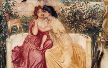 Η γκαλερί Τέιτ γιορτάζει την αποποινικοποίηση της ομοφυλοφιλίας στη Βρετανία