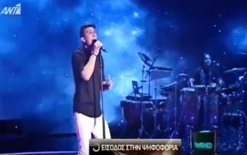 Ο Γιάννης Ξανθόπουλος νικητής του Rising Star