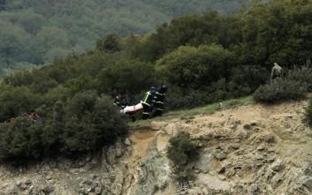 Η Βασιλική Πλεξίδα περιγράφει καρέ-καρέ πώς έπεσε το ελικόπτερο