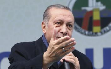 Ερντογάν: Καλά κάναμε και πήραμε τους S-400