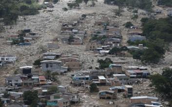 Νέα φονική κατολίσθηση στην Κολομβία
