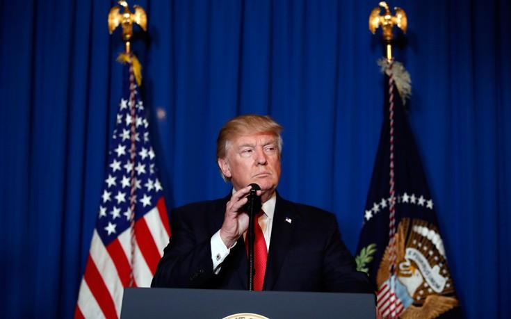 Ο Ντόναλντ Τραμπ δεσμεύεται «να πολεμήσει τον αντισημιτισμό»