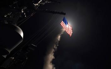 Ρωσία, Ιράν και Χεζμπολάχ χαρακτηρίζουν παράνομη την επίθεση των ΗΠΑ στη Συρία