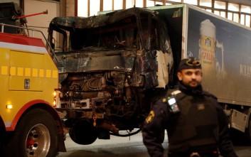 Ο τρόμος έπληξε τη Στοκχόλμη, φορτηγό έσπειρε τον θάνατο