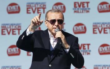 Ευθεία παρέμβαση στα πολιτικά ζητήματα της Γερμανίας από τον Ερντογάν