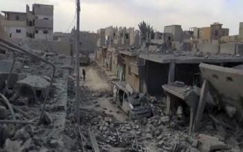 Τουλάχιστον 23 άμαχοι νεκροί από επιδρομές κατά του ISIS στη Συρία