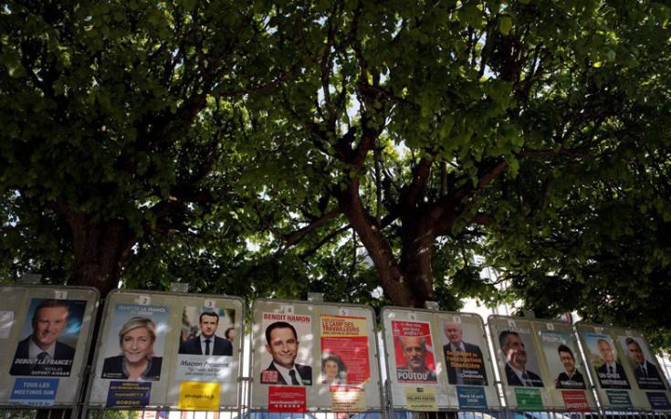 Τα τελικά αποτελέσματα των εκλογών στη Γαλλία