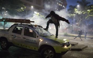 Σήμα κινδύνου από τη Διεθνή Αμνηστία για την Βραζιλία