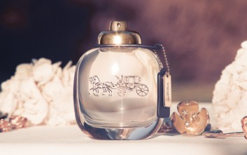 Το νέο γυναικείο άρωμα COACH Eau de Parfum ήρθε στην Ελλάδα