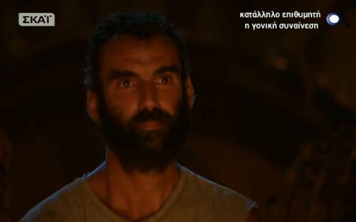 Εκτός Survivor o Λάμπρος Χούτος
