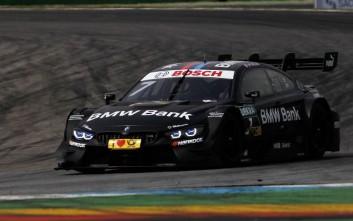 H BMW έτοιμη για το DTM