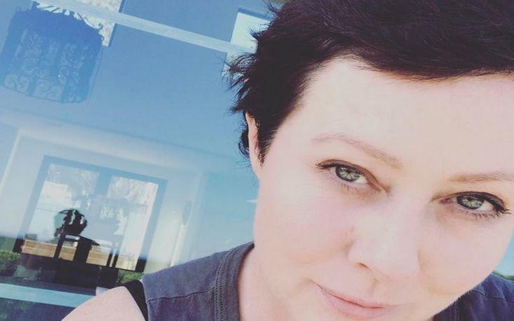 Η Μπρέντα του Μπέβερλι Χιλς μετά τη μάχη με τον καρκίνο