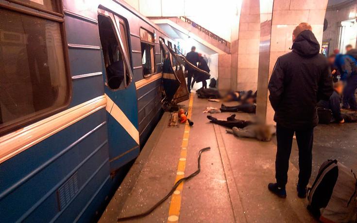 Εξουδετερώθηκε νέος εκρηκτικός μηχανισμός στο μετρό της Αγίας Πετρούπολης