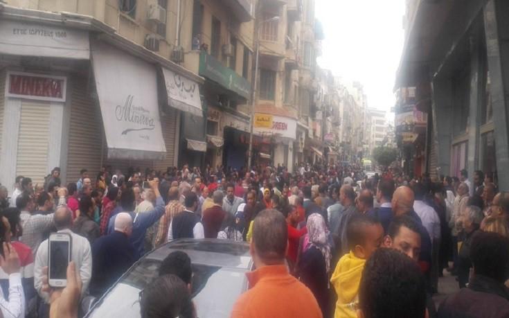 Το Ισλαμικό Κράτος ανέλαβε την ευθύνη για τις επιθέσεις στις κοπτικές εκκλησίες της Αιγύπτου
