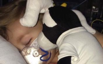 Πώς μια μπαταρία παραλίγο να σκοτώσει ένα 2χρονο κορίτσι