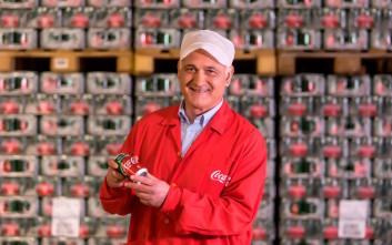 3+1 ερωτήσεις για τη νέα Coca-Cola που κυκλοφόρησε σε παγκόσμια πρεμιέρα στην Ελλάδα