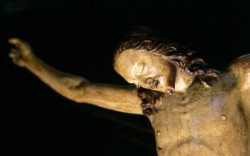 Ο «Εσταυρωμένος» του Μιχαήλ Αγγέλου επέστρεψε «σπίτι» του