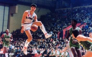 Ο «Μότσαρτ του μπάσκετ» Ντράζεν Πέτροβιτς