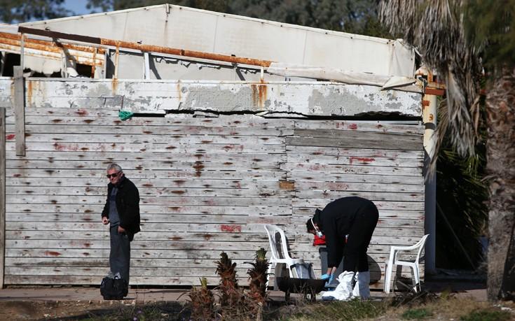 Βρέθηκε ο δράστης που σκότωσε άστεγο με τσεκούρι στον Άγιο Κοσμά