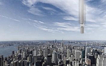 Το πιο τρελό αρχιτεκτονικό όραμα που προτάθηκε ποτέ
