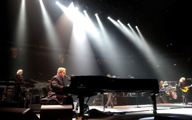 Νεαρός παραδέχθηκε πως προετοίμαζε βομβιστική επίθεση σε συναυλία του Έλτον Τζον