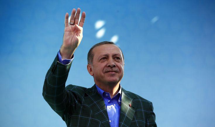 Δεν πήγε ο Ερντογάν στον τελικό της Euroleague