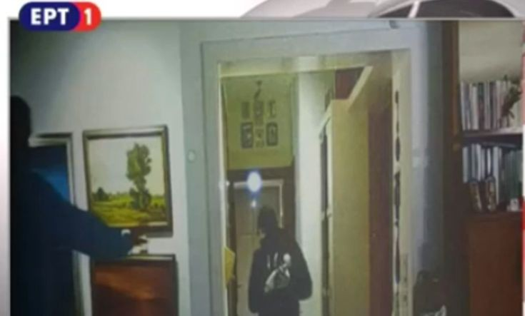 Φωτογραφία-ντοκουμέντο από τον ληστή που κρυβόταν στη ντουλάπα