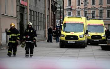 Υποψίες για δύο άτομα ότι ενεπλάκησαν στην επίθεση στο μετρό
