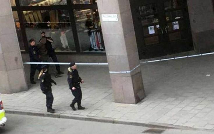 Συναγερμός στη Στοκχόλμη από άνδρα που επιχείρησε να εισβάλει στο υπουργικό συμβούλιο