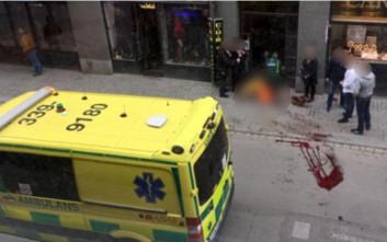 Κατέληξε ο ένας από τους δύο τραυματίες από την έκρηξη στη Στοκχόλμη