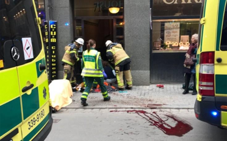 Συνελήφθη άνδρας και ανέλαβε την ευθύνη για την επίθεση με το φορτηγό