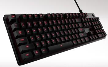 Μηχανικό πληκτρολόγιο με οπίσθιο φωτισμό για Gaming G413 από τη Logitech G